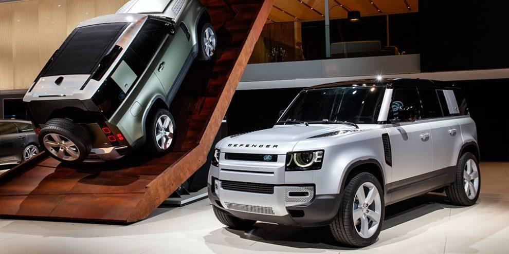 Шеф-дизайнер Land Rover: думали над новим «Дефендер» з 1990-х років