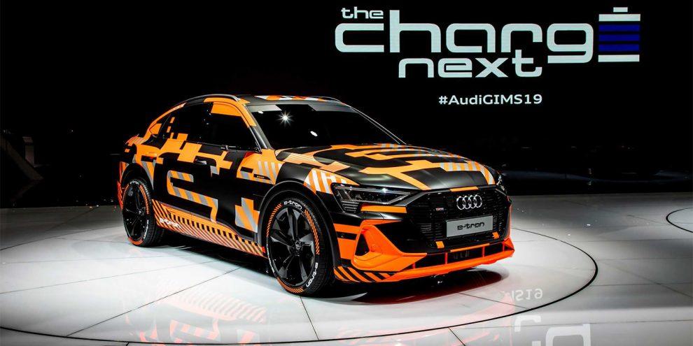 Audi анонсувала прем'єру нового компактного електрокросовера
