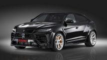 Тюнери навчили Lamborghini Urus розганятися до 320 км / год