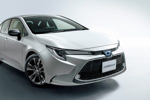 Toyota Corolla змінила покоління і зменшилася в розмірах
