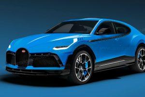 Bugatti випустить найдорожчий в світі кросовер