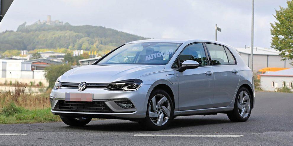 Volkswagen розповів про Golf GTE нового покоління