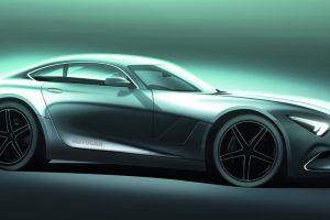 Наступний Mercedes-AMG GT стане повнопривідним гібридом