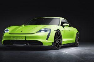 Porsche Taycan став першим електричним проектом Hennessey
