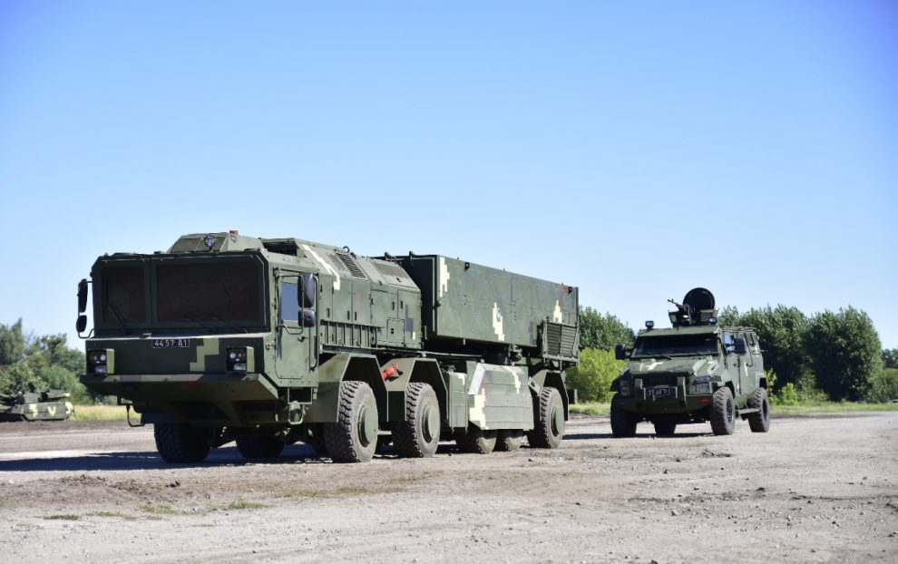 Перспектива дальністі стрільби 1500 км: новий український ОТРК «ГРІМ-2» готовий до льотних випробувань (відео)