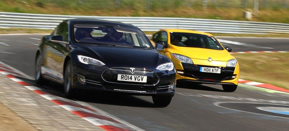 Ілон Маск розповів про підготовку Tesla Model S до рекорду на Нюрбургринзі