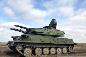 Нова модернізована ЗСУ-23-4М «Шилка»: вражаючі випробування (ВІДЕО)