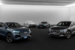 Audi анонсувала розкішне чотиридверне купе на електротязі