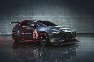 Нову Mazda3 перетворили в 350-потужний гоночний автомобіль