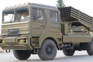 В Україні розробили зброю БМ-21 «Град» з двічі збільшеною дальністю дії (ФОТО)