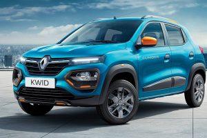 Дешевий хетчбек Renault обзавівся цифровою панеллю приладів