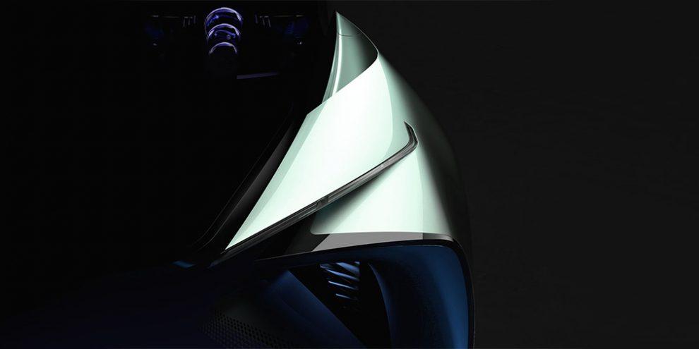Lexus анонсував прем'єру електричного хетчбека