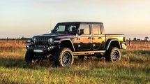 Jeep Gladiator перетворили в 1000-потужного «Максимуса»