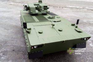 В Україні випустять новітні танк та БМП (фото)