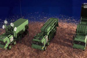 "КБ ""Південне"" представило проект українського зенітно-ракетного комплексу"