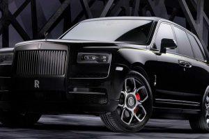 Кросовер Rolls-Royce отримав «чорну» версію і став потужнішим