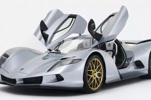 Японці запустили в серію найпотужніший автомобіль в світі