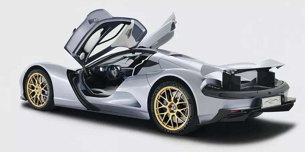 Японцы запустили в серию самый мощный автомобиль в мире