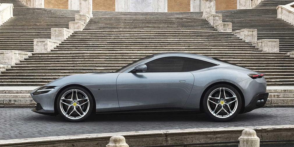 Ferrari представила новый спорткар начального уровня