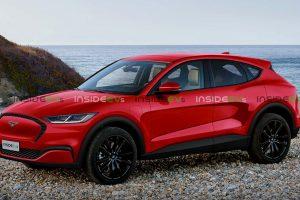 Ford анонсував прем'єру нового кросовера в стилі Mustang