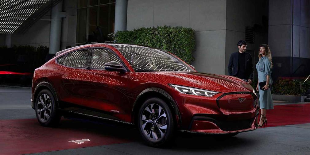 Ford представив новий кросовер в стилі Mustang