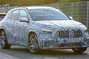 Mercedes назвав дату прем'єри нового GLA