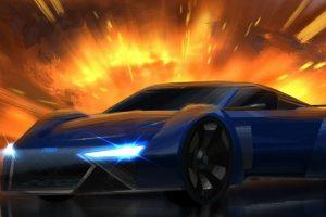 Відео: суперкар Audi для мультяшного Уілла Сміта показали в дії