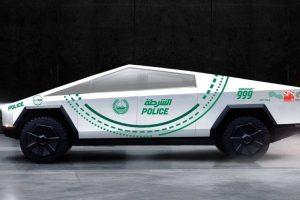 Поліція Дубая замовила пікап Tesla