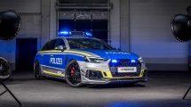 Audi RS4 Avant перетворили в 530-потужний патрульний універсал