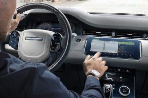 Автомобілі Jaguar Land Rover навчилися завантажувати нове ПЗ «по повітрю»
