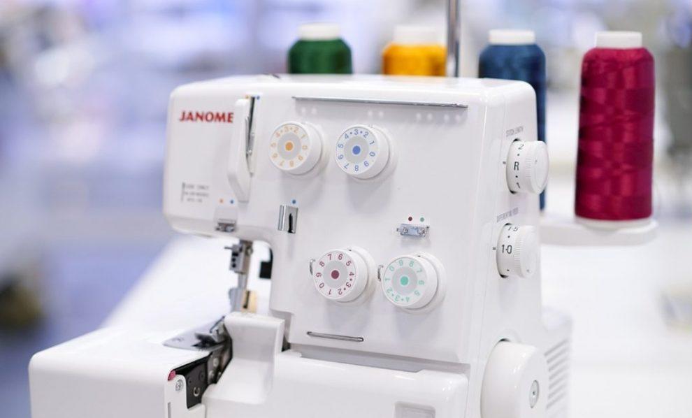 Як вибрати швейний оверлок