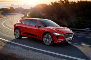 Jaguar збільшив запас ходу електричного кросовера I-Pace