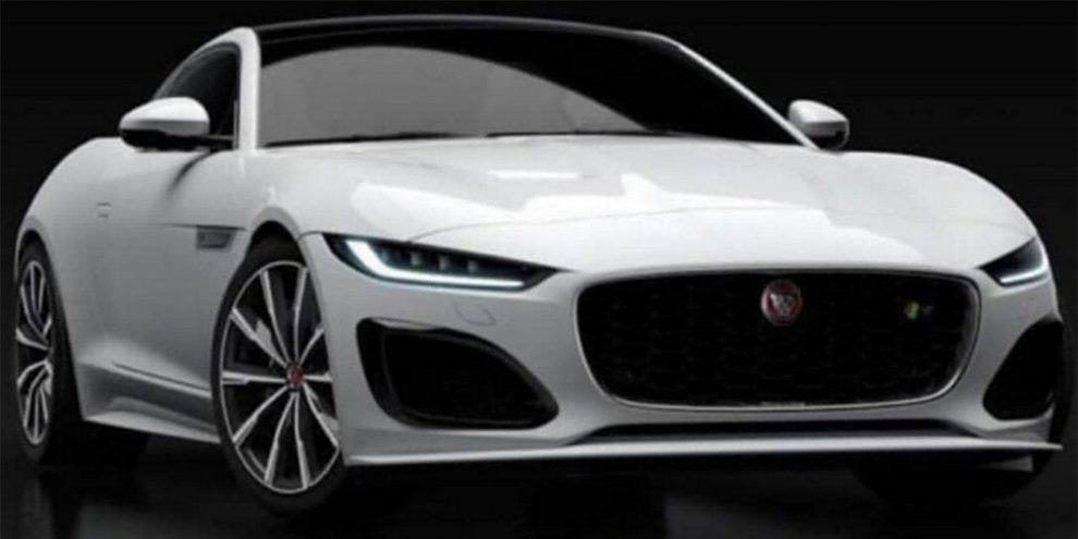 Зовнішність оновленого Jaguar F-Type розкрили перед прем'єрою