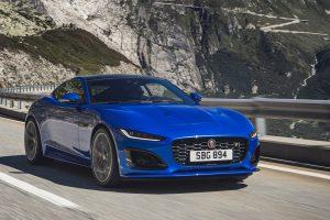 Jaguar представив оновлений F-Type