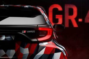 Повнопривідний хот-хетч Toyota Yaris показали на відео
