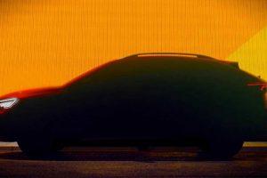 Volkswagen показав на відео новий кросовер