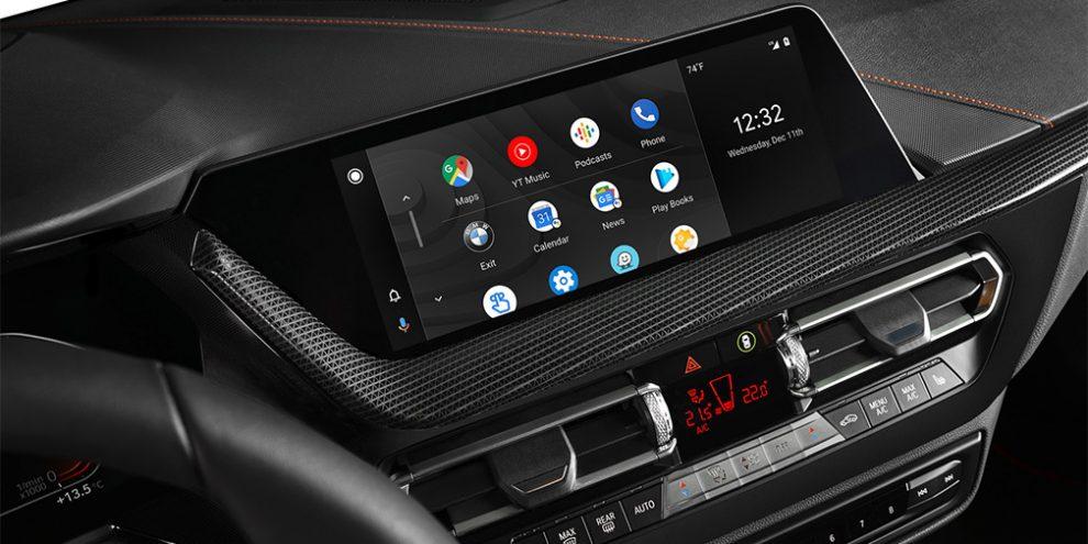 Всі автомобілі BMW отримають підтримку Android Auto