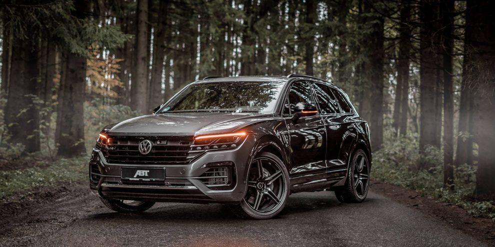Тюнери розробили 500-потужний дизельний Volkswagen Touareg