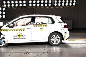 В Euro NCAP перевірили безпеку нових VW Golf і Nissan Juke
