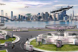 Hyundai покаже прототип літаючого автомобіля в січні