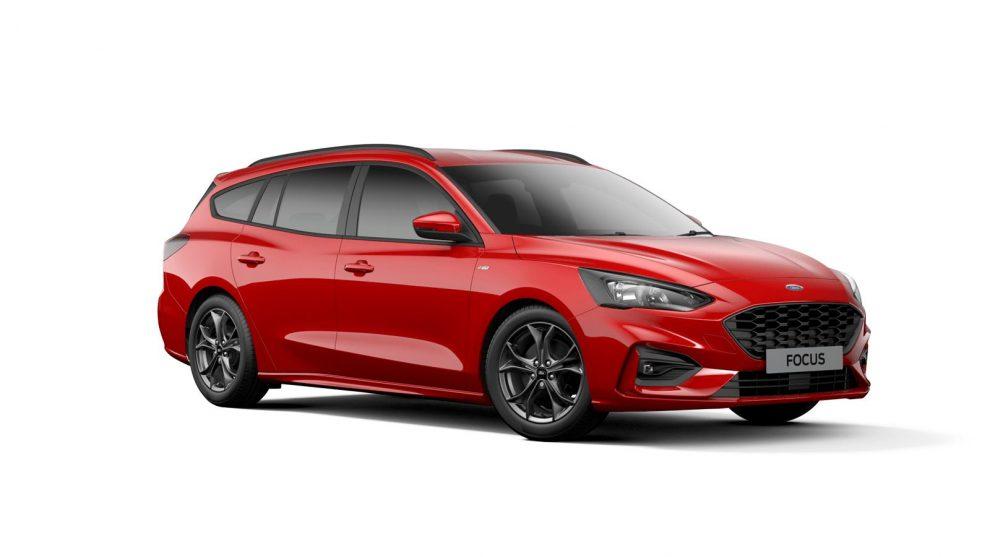 Новый Ford Focus: набор исключительных технологий