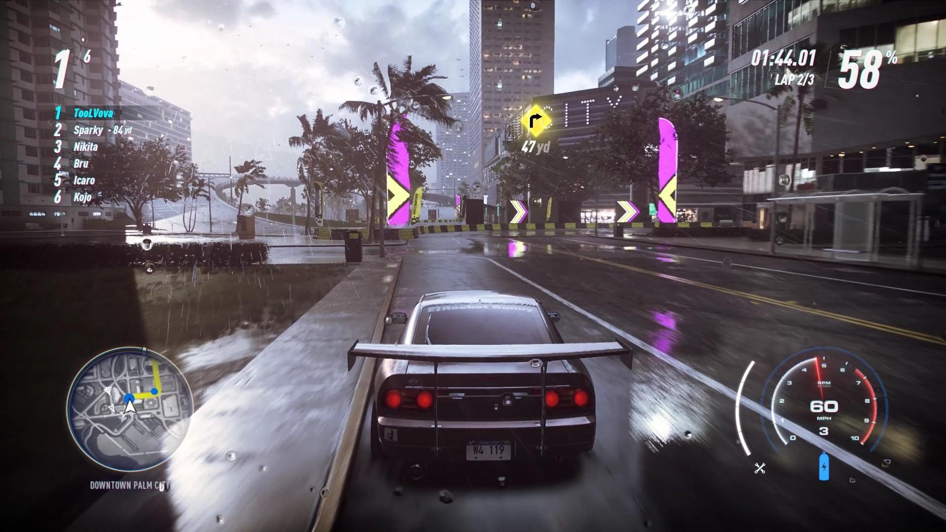 Крутой геймер: Обзор Need for Speed ??Heat