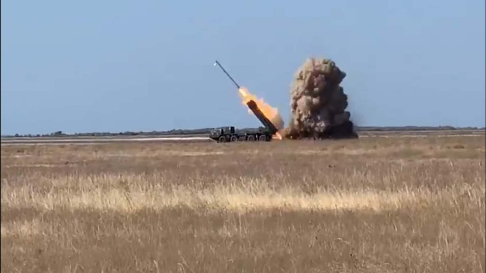 Ціль знищено на відстані понад 110 км: в Україні успішно пройшли вогневі випробування новітньої зброї