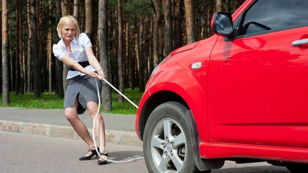 Единая цепь: Как буксировать автомобиль правильно?