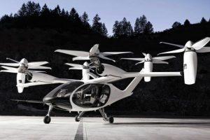 Toyota інвестує 400 млн доларів в розробника літаючого таксі