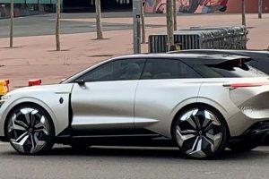 Новий кросовер Renault розсекретили до прем'єри