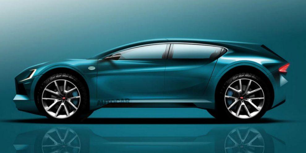 Глава Bugatti розповів про нову модель «на кожен день»