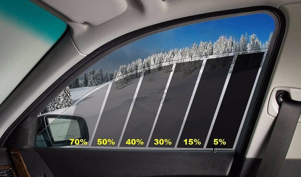 Тонирование автостекол: как сделать автомобиль удобным и безопасным
