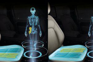 Jaguar Land Rover придумав крісло з імітацією ходьби під час поїздки