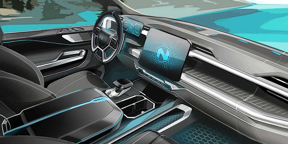 Компанія Nikola представила конкурента електричного пікапа Tesla
